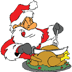 santa-claus-carving-turkey-holiday-season-advice-tips-deals