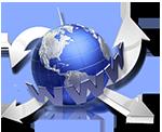 metallic-blue-globe-internet-arrows-www-url