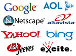 Search Engines - Trimmed 150px WIDE - NO INF