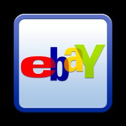 eBay Logo Button