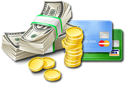 money-cash-coins-dollars-credit-cards-value-guide-information-tips-help
