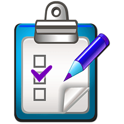 checklist-clipboard-pencil-website-blog-good-help-advice-info-reference