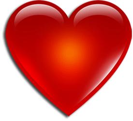 heart passionate