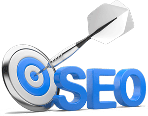 seo search engine optimization arrow target help tips advice rankings